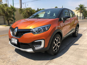 Renault Captur 2.0 Iconic At A/a Piel 1 Dueño Garantia