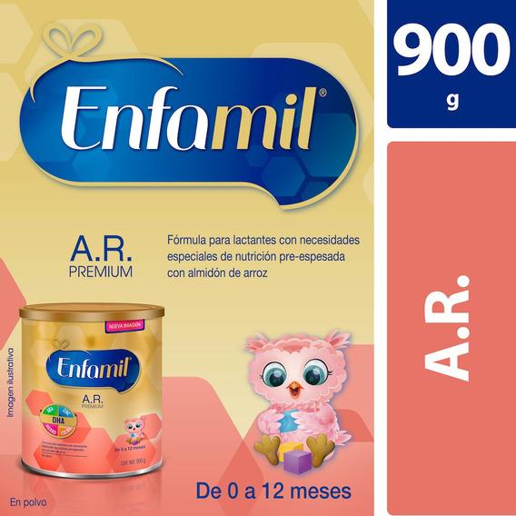 Fórmula Infantil Enfamil A.r. Bebés De 0-12 Meses, Lata 900g