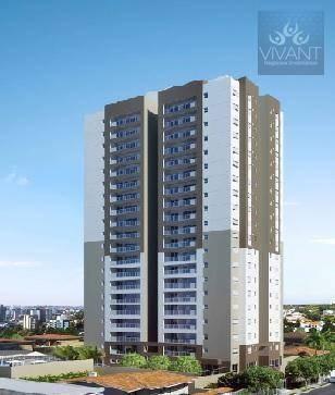 Apartamento Com 3 Dormitórios À Venda Por R$ 800.000 - Centro - Suzano/sp - Ap0232