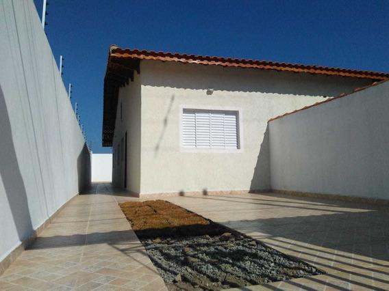 Casa À Venda No Agenor De Campos Em Mongaguá Ref. 8032 E