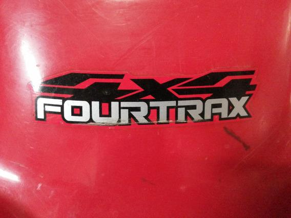 Recuperação Bomba Combustível Quadriciclo Trx Fourtrax Honda