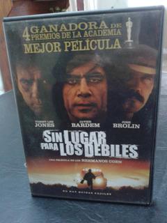 Sin Lugar Para Los Debiles-no Country For Old Men-dvd-2007