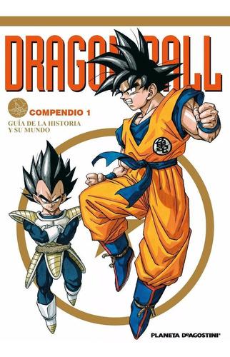 Imagen 1 de 3 de Dragon Ball Compendio / Tapa Dura / Planeta