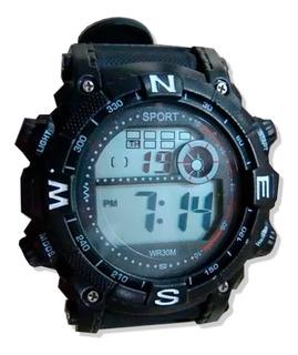 Reloj Deportivo Hora-minuto-fecha-cronómetro