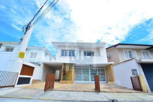 Sobrado Com 3 Dormitórios À Venda, 271 M² Por R$ 2.800.000,00 - Vila Nova Conceição - São Paulo/sp - So0574