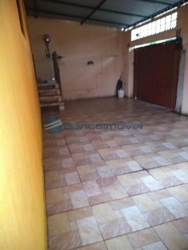 Casa Residencial Para Venda Conjunto Habitacional Padre Anchieta, Campinas - Ca02699 - 68456151