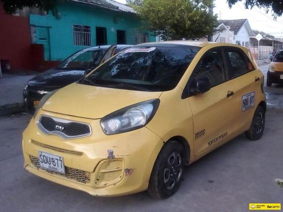 Taxis Kia Picanto Ion