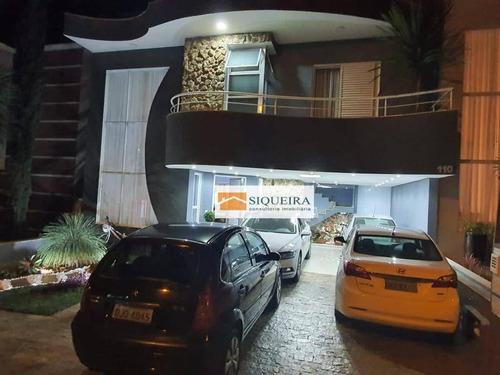 Imagem 1 de 4 de Golden Park Alpha - Casa Com 3 Dormitórios À Venda, 220 M² Por R$ 980.000 - Jardim Golden Park Residencial - Sorocaba/sp - Ca2111