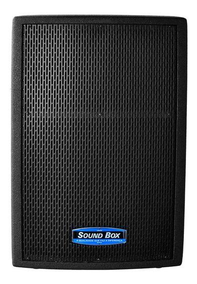 Impact12 - Caixa Ativa 600w Impact 12 Preta - Soundbox