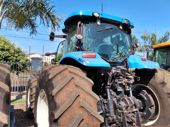 Trator T7 245 New Holland Ano 2015 #18629