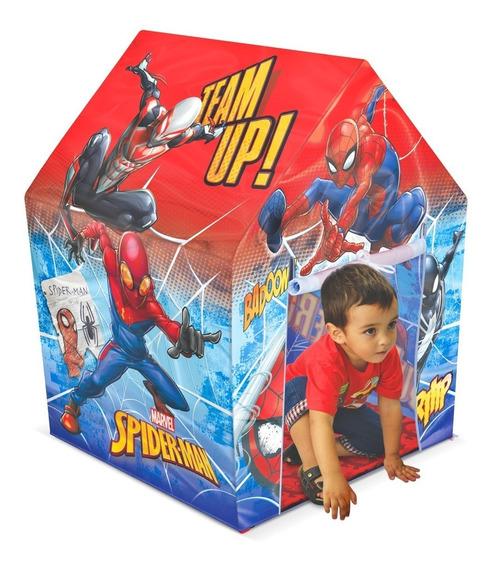 Barraca Infantil Acampamento Spider Man Menino - Líder
