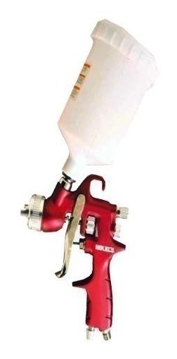 Pistola Para Pintar Hvlp Por Gravedad Mikels Incluye Filtro