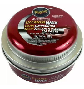 Cera Limpadora Cleaner Wax Pasta Meguiars A1214 Menor Preço