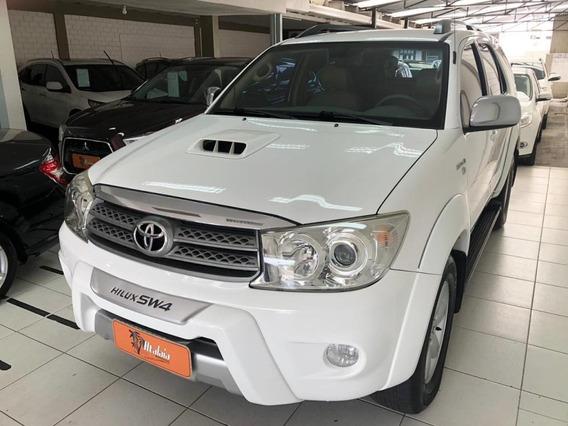 Toyota Hilux Sw4 Srv 3.0 Tdi Ano 2011 7 Lugares
