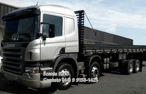 Scania P 310 Ano 2014 (ler Descriçao)
