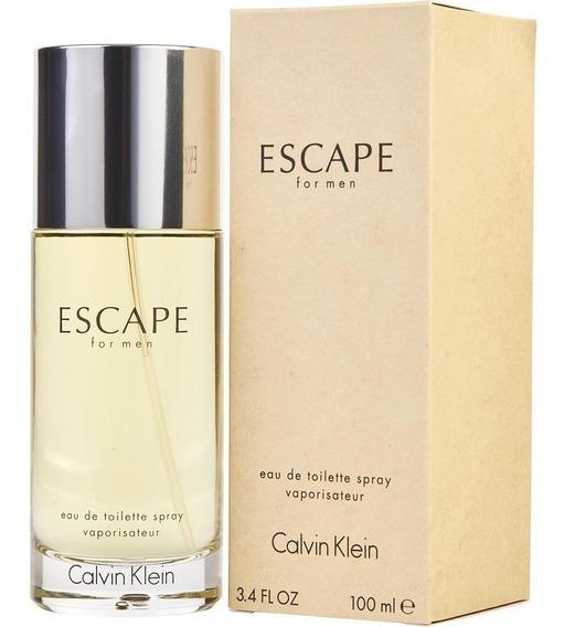 Perfume Calvin Klein Escape 100ml   Original