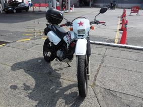 Honda Xl 200 Blanca Modelo 2006