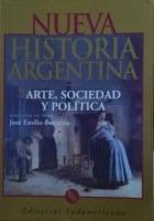 Arte Sociedad Y Politica 1 (nueva Historia Argentina) (tomo