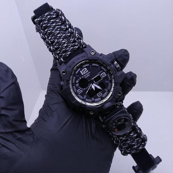 Relógio G-shock Sobrevivência Primeira Linha