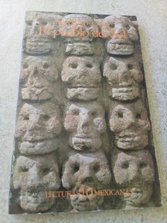 E5 El Pueblo Del Sol- Alfonso Caso- Lecturas Mexicanas