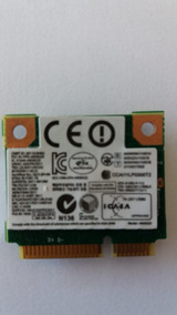 Placa Wireless Atheros 1407
