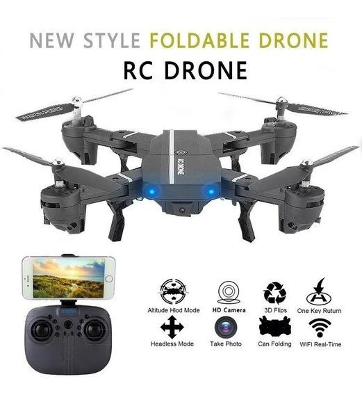 Drone Rc 8807 Wifi Fpv 720p Camera 2.4ghz