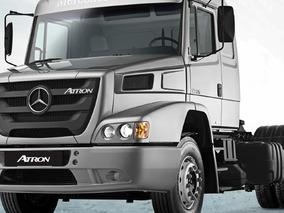 Camion Mercedes Benz Atron 1735 S / 45 2017 0km