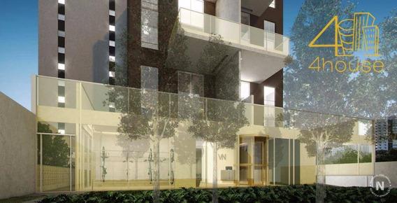 Vn Turiassú Arquitetura E Design Brasileiros De Padrão Global Pronto Para Morar- Garden-46,72m - Rua Turiassú,1347 - Gd0006
