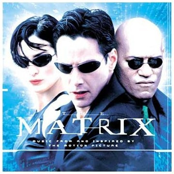 The Matrix - Trilha Sonora - Varios Artistas Importado