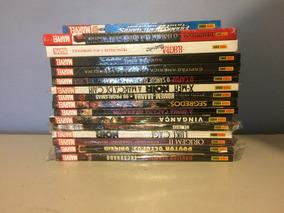 Marvel 16 Ed Capa Dura - Demolidor, Elektra, Cap América