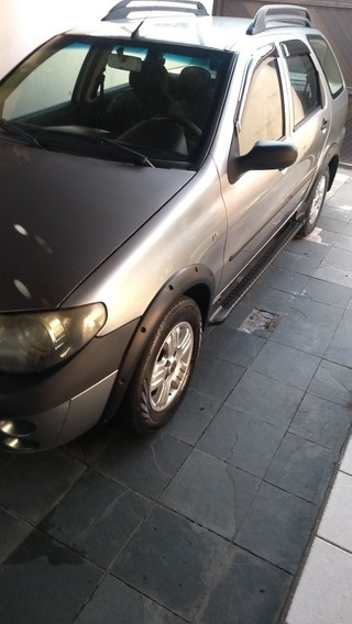 Fiat Palio Weekend 2005 1.8 Hlx Flex 5p