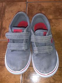 Vendo Zapatos Deportivos Vans Originales Talla 24.5 Usados.