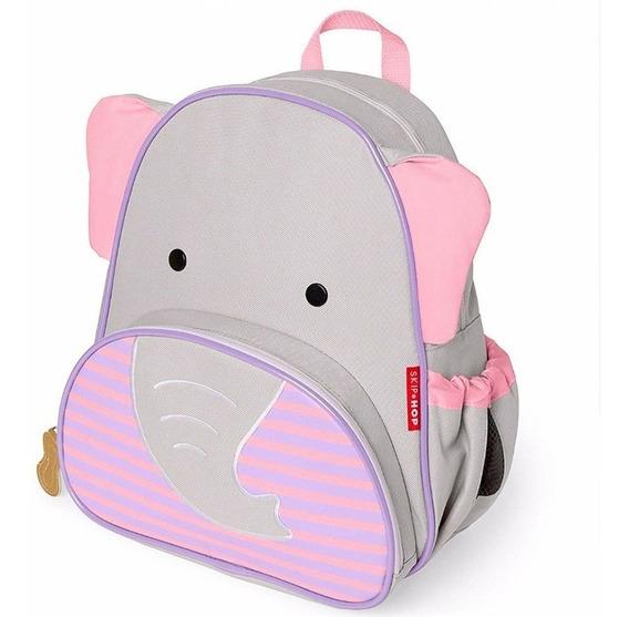 Mochila Skip Hop Modelo Elefante Original 100% 210242