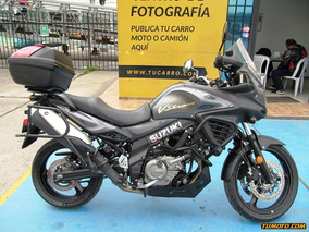 Suzuki Vstrom Dl 650 Abs
