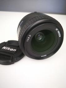 Lente Nikon 28mm F/2.8