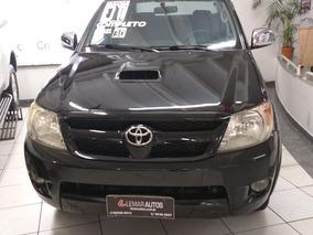 Toyota Hilux Srv Cabine Dupla D40-3.0 4x2 Diesel