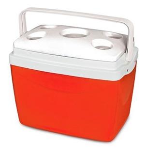 Caixa Térmica 32 Litros Resistente E Fácil De Transportar