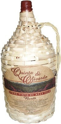 Imagem 1 de 1 de Vinho Tinto Suave Bordô 2l - Quinta Do Olivardo