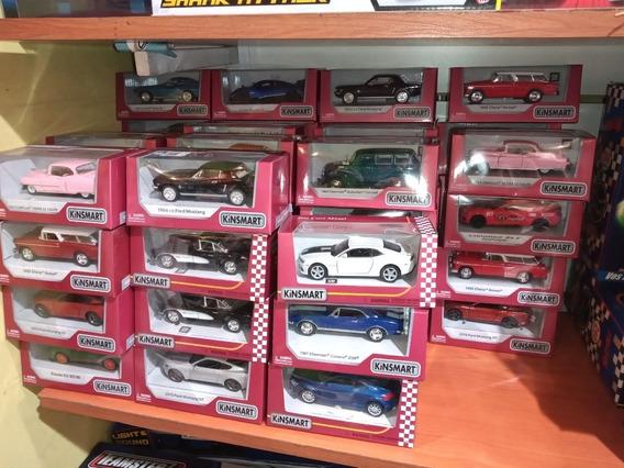 Kinsmart Autos De Coleccion