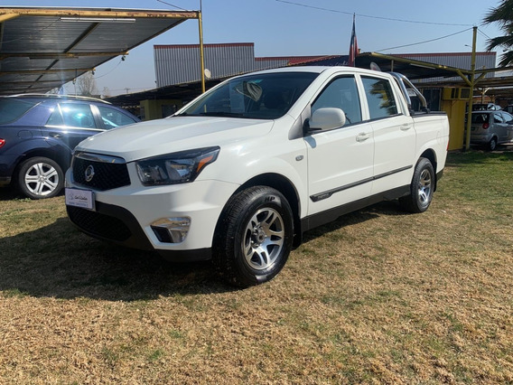 Ssangyong Actyon Sport Full Unico Dueño 2.0 Cc