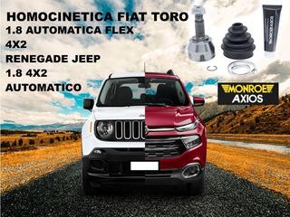Junta Homocinetica Eixo Diant. Do Fiat Toro 1.8 4x2 2015...