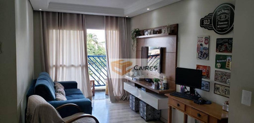 Apartamento Com 3 Dormitórios À Venda, 105 M² Por R$ 510.000,00 - Vila Industrial (campinas) - Campinas/sp - Ap7950