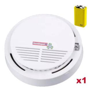 Detectores De Humos Salones, Mxskx-001, 120db, Pila Y Envio