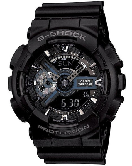 Relógio Masculino Casio G-shock Ga-1101bdru + Brinde
