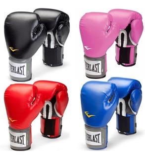 Guantes Box Everlast Original Training Glove Funda Regalo