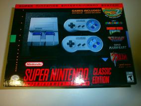 Snes Classic Mini Edition