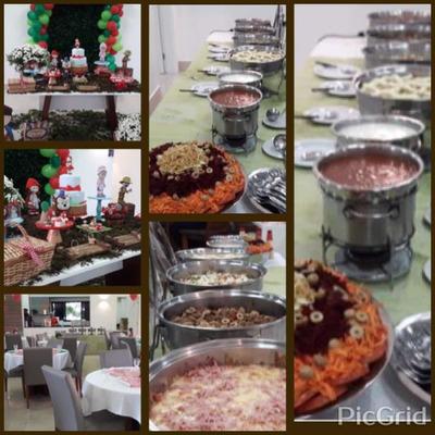 Buffet - Festival De Crepes