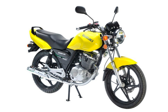 Nuevo Suzuki En 125 Naked !! - Km8motos
