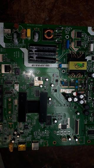 Placa De Sinal Da Tv Semp Modelo Dl3944f