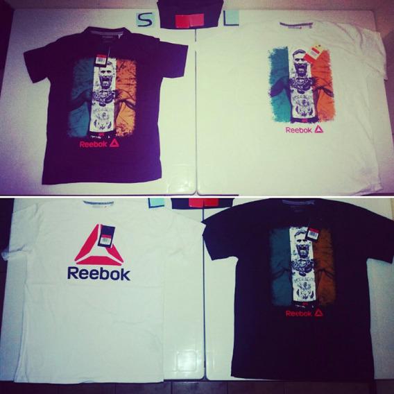 Camisetas Reebok Ufc Mac Gregor 100% Originales!!